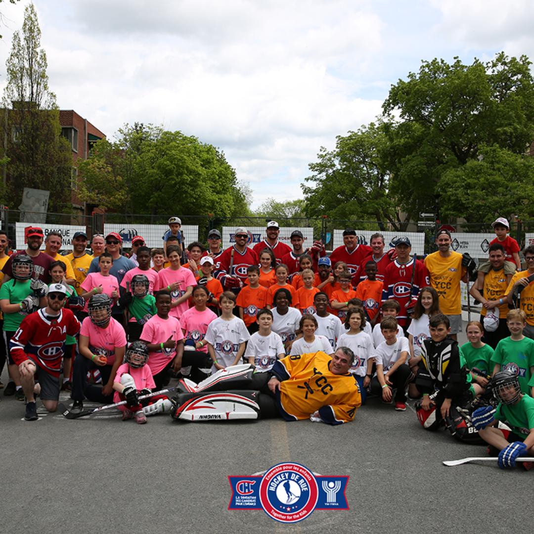 Hockey de rue